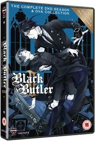 Black Butler: Complete Series 2 (Import DVD)
