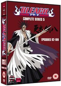 Bleach Complete Series 5 (Import DVD)