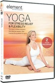 Element: Yoga For Stress Relief & Flexibility (Import DVD)