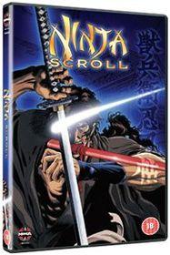 Ninja Scroll (Import DVD)