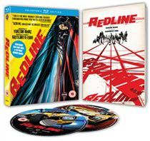 Redline (Import Blu-ray)