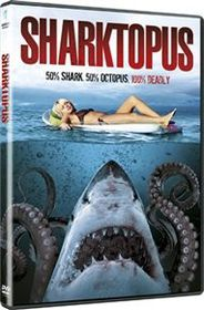 Sharktopus (Import DVD)