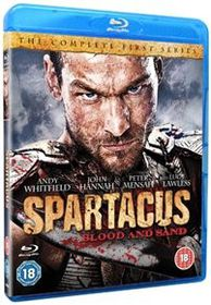 Spartacus - Blood and Sand: Series 1 (Import Blu-ray)