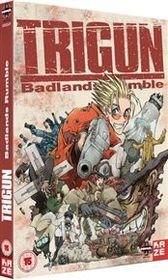 Trigun: Badlands Rumble (Import DVD)