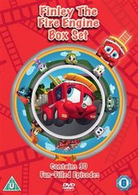 Finley the Fire Engine: Volumes 1-3 (Import DVD)