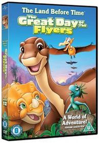 The Land Before Time 12 - The Great Day of the Flyers (Import DVD)