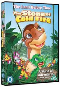 Land Before Time, The 7: The Stone Of Cold Fire (Import DVD)