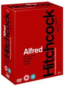 Alfred Hitchcock: Essential Collection (Import DVD)