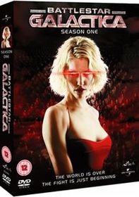 Battlestar Galactica: Season 1 (Import DVD)