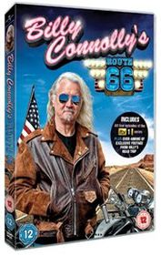Billy Connolly's Route 66 (Import DVD)