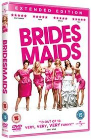 Bridesmaids (Import DVD)