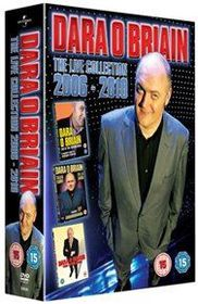 Dara O'Briain: Live Collection (Import DVD)