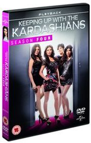 Keeping Up With the Kardashians: Season 4 (Import DVD)