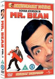 Mr Bean: Series 1 - Volume 1 (Import DVD)