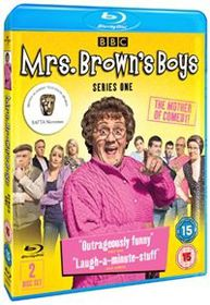 Mrs Brown's Boys: Series 1 (Import Blu-ray)
