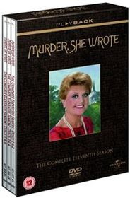 Murder She Wrote: Season 11 (parallel import)