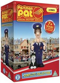 Postman Pat - Special Delivery Service: Complete Collection (Import DVD)