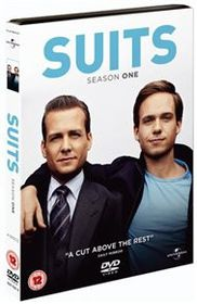 Suits: Season 1 (Import DVD)