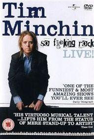 Tim Minchin: So F**king Rock, Live (Import DVD)
