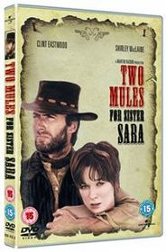 Two Mules For Sister Sarah (Import DVD)