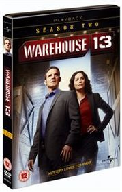 Warehouse 13: Series 2 Set (Import DVD)