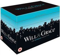 Will and Grace: The Complete Will and Grace Season 1 - 8 (DVD)