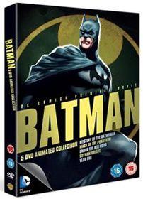 Batman Animated Boxset (5 Disc) (Import DVD)
