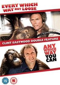 Double: Every Which Way But Loose/Any Which Way You Can (Import DVD)