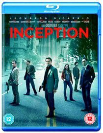 Inception (Import Blu-ray)
