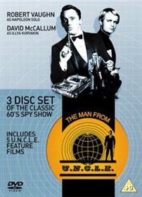 The Man from U.N.C.L.E. Collection (Import DVD)