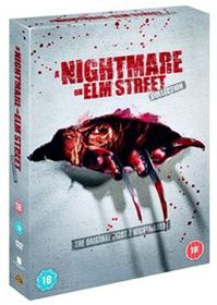 Nightmare On Elm Street Complete 1 - 7 (Import DVD)