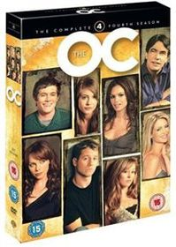 The OC Complete Fourth Season (Import DVD)