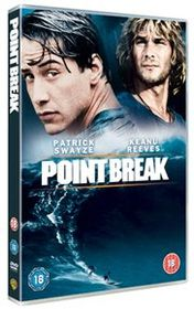 Point Break (Import DVD)