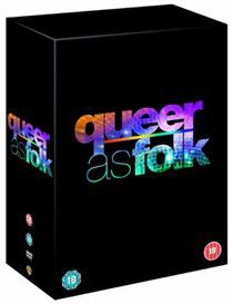 Queer As Folk 1-5 (24 Disc) (parallel import)