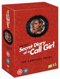 Secret Diary Of A Call Girl Season 1-4 (Import DVD)