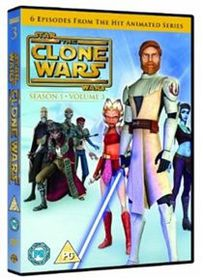 Star Wars - The Clone Wars: Season 1 - Volume 3 (Import DVD)