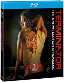 Terminator - The Sarah Connor Chronicles: Season 2 (Import Blu-ray)