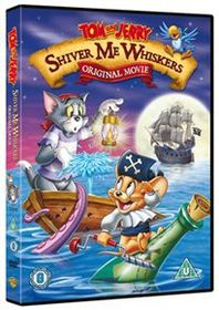 Tom & Jerry Shiver My Whiskers (Import DVD)