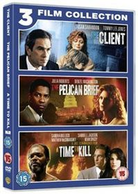 Triple: The Client/The Pelican Brief/A Time to Kill (Import DVD)