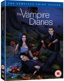 Vampire Diaries Season 3 (Import DVD)