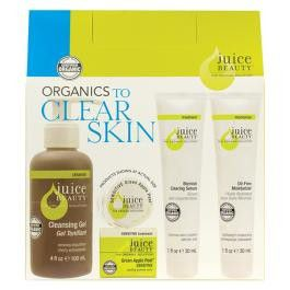 Juice Beauty Clear Skin Kit - For Oily, or Combination Skin