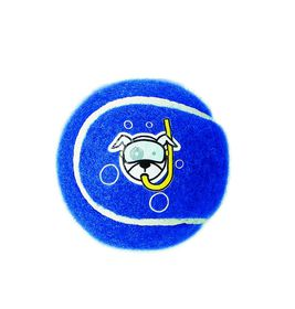 Rogz - Dog Molecule Gluon Ball - Small 5cm - Blue