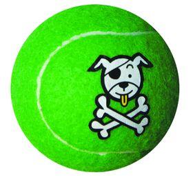 Rogz - Dog Molecule Gluon Ball - Small 5cm - Lime