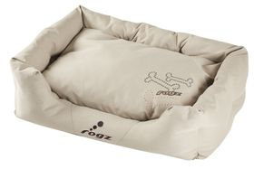 Rogz - Dog Spice Pod Bed - Small (56cm x 35cm x 22cm) - Champagne