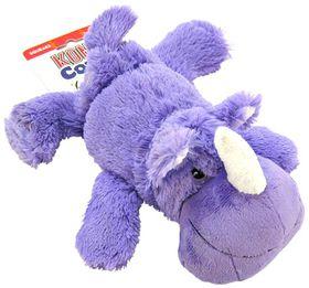 Kong -  Dog Toy Cozie Rosie Rhino - Medium
