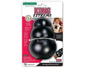 Kong -  Dog Toy Extreme - Medium - Black