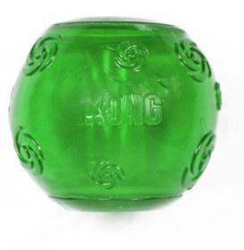 Kong -  Dog Toy Squeezz Ball - Medium - Green