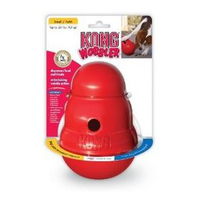 Kong -  Dog Toy Wobbler - Large - (Colours May Vary)