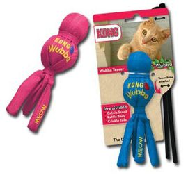 Kong -  Dog Toy Wubba - Large - (Colours May Vary)