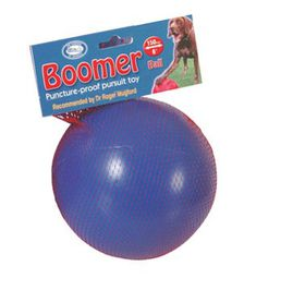 """Takealot-Pets - Boomer Ball For Strong Chewers - 4"""" - (Colours May Vary)"""